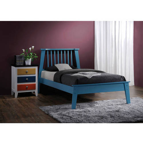 Marlton Queen Bed, Blue