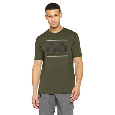 Under Armour Mens Blocked Sportstyle Logo ()