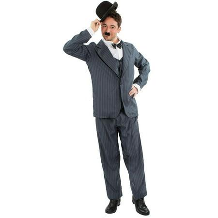 Stan Laurel Adult Costume