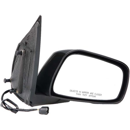 Dorman 955-1767 Mirror For Nissan Pathfinder, Paintable (Paintable Housing)