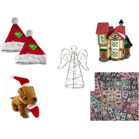 - Christmas Fun Gift Bundle [5 Piece] - Be Jolly Santa Hat 18