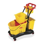 Rubbermaid Commercial Products Mopping Trolley by Rubbermaid Commercial