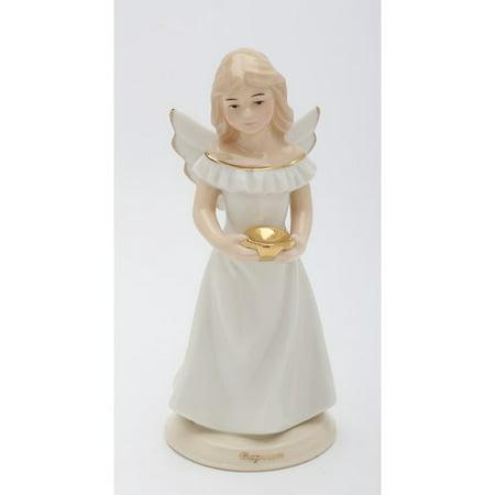 Baptism Angel Figurine - Cosmos Gifts Baptism Angel Figurine