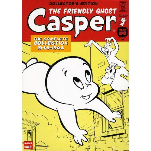 Casper The Friendly Ghost: The Complete Collection 1945-1963 (Full Frame) by SHOUT FACTORY