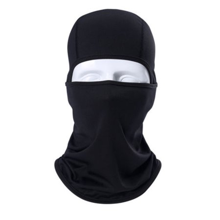 Outdoor Motorcycle Cycling Hunting Ski Full Face Neck Mask Bike Helmet Balaclava (Motorcycle Ski Plate)
