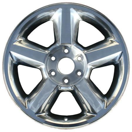 (New 20x8.5 Aluminum Alloy Wheel, Rim Chrome Plated - 5308)