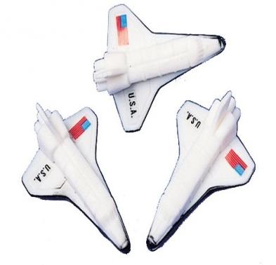 Space Shuttle Eraser Party Favor (1 ct)