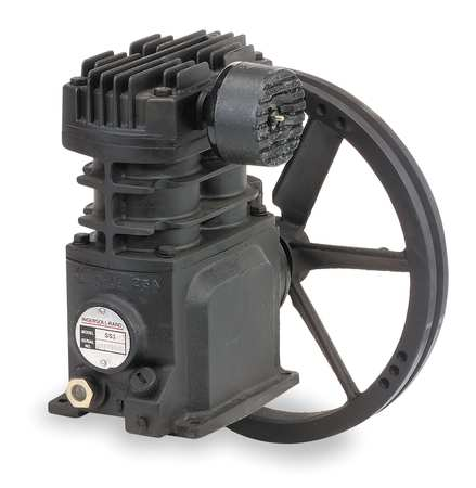 Ingersoll-Rand Air Compressor Pump, SS3 Bare