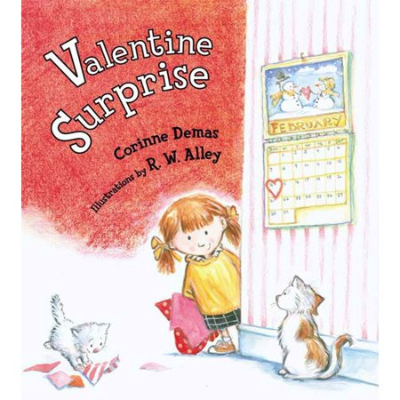 Valentine Surprise - Easy Valentine's Day Crafts
