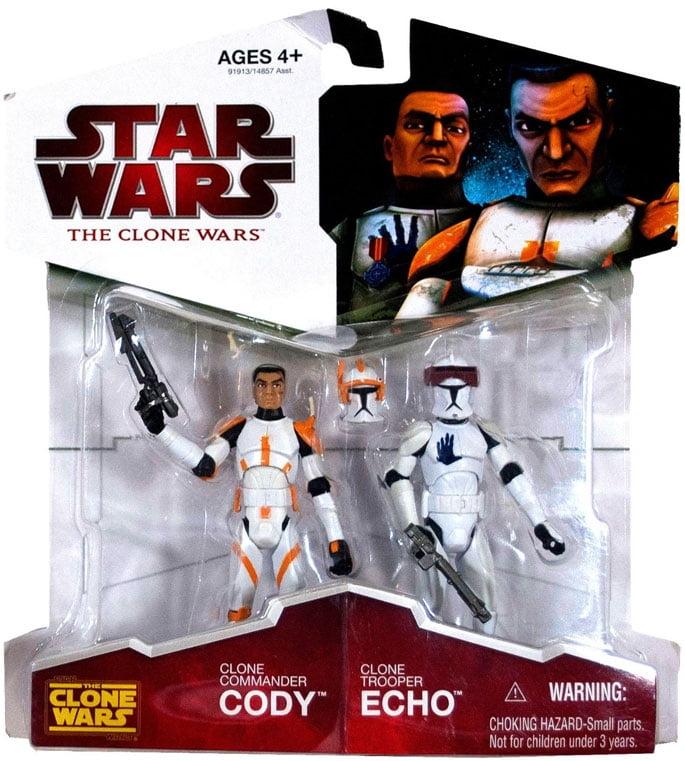Clones toys Star wars