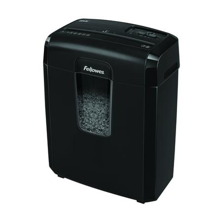 Fellowes 8MC Micro-Cut Personal Shredder