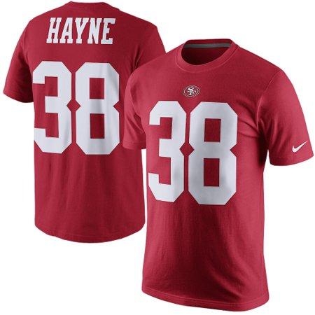 e48358fb8 Jarryd Hayne San Francisco 49ers Nike Player Pride Name   Number T ...