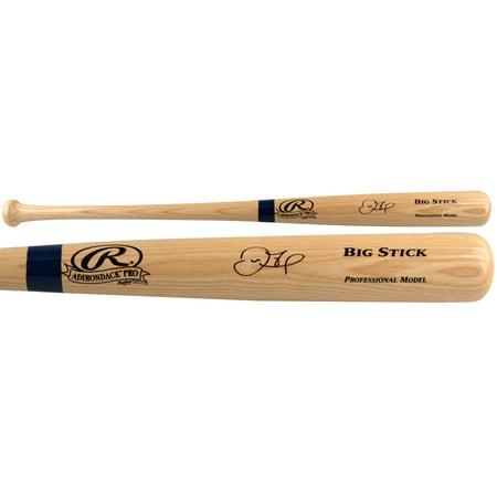 Derek Fisher Houston Astros Fanatics Authentic Autographed Rawlings Blonde Big Stick Bat - No - Authentic Astros Brick