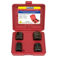Ken Tool 30254 4 Pc Lug Nut Removal Set