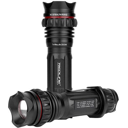 NEBO Redline Select 2950 LUX LED Flashlight 5620