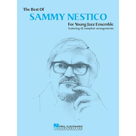 Hal Leonard The Best of Sammy Nestico - Baritone Sax Jazz Band Level 2-3 Arranged by Sammy