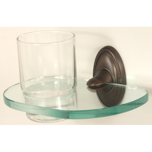 Alno Inc Classic Traditional Tumbler and Tumbler Holder