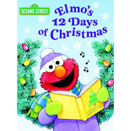 12 Days Of Christmas Hawaiian Style (Elmos 12 Days of Christmas (Board)