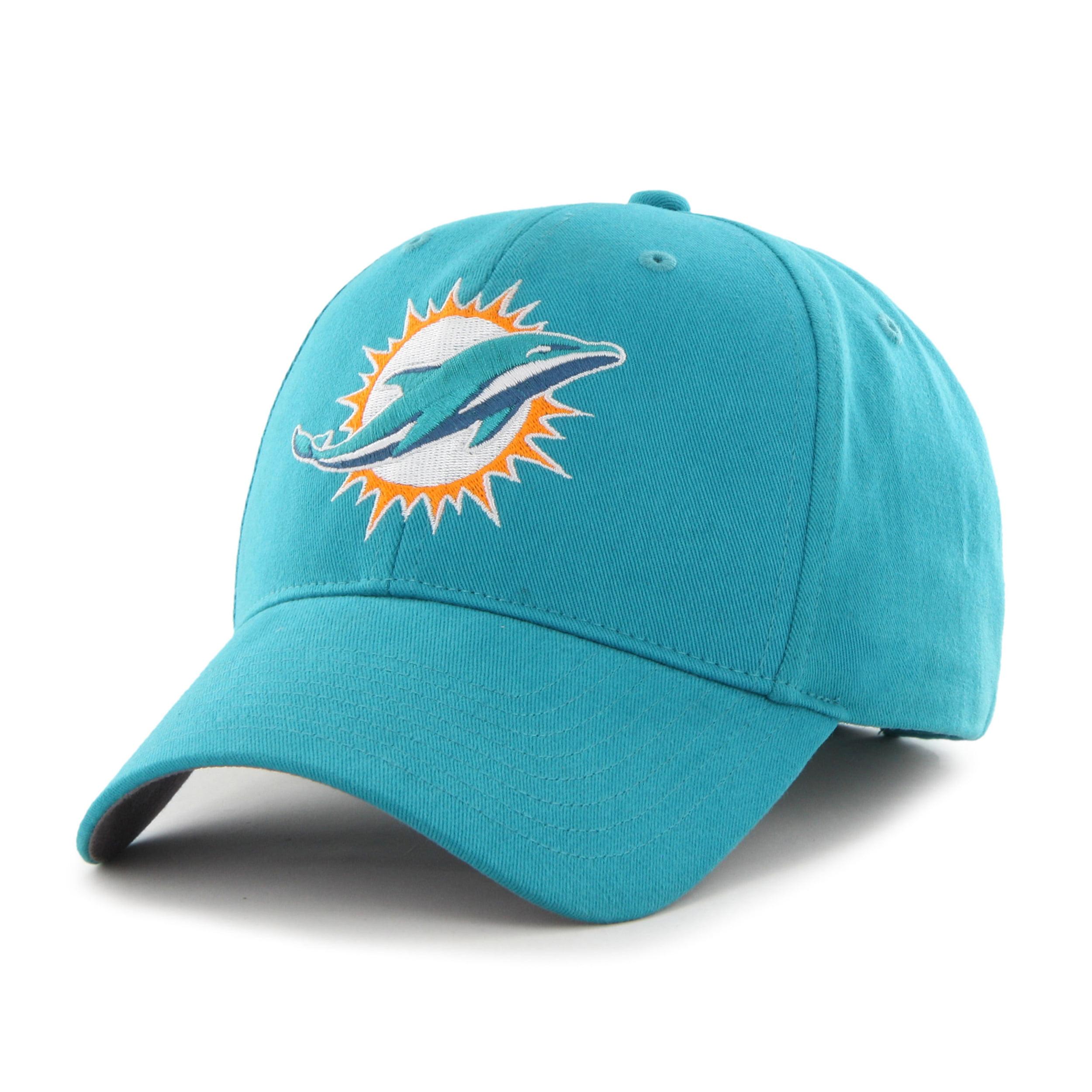 Fan Favorite - NFL Basic Cap, Miami Dolphins