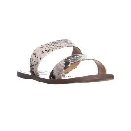 75dfa6342fa2 Steve Madden Womens Rage Open Toe Casual Slide Sandals - image 2 of 2 ...