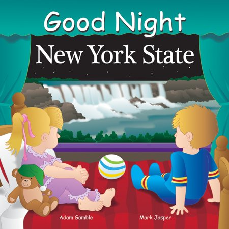 Good Night New York State (Board Book) - Halloween Events In New York