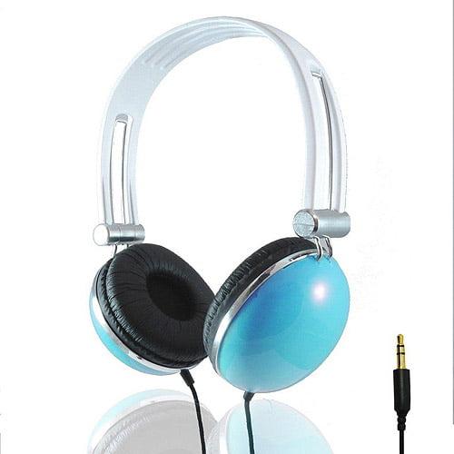 Atomic9 Gloat Designer Headphones, Blue