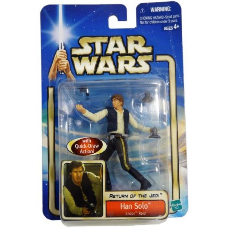 Ddi Star Wars Return Of The Jedi Han Solo Action Figure (Pack Of 12)