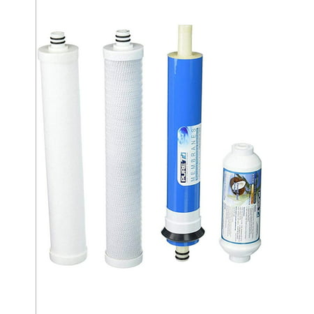 Filter Set With Membrane for Culligan AC-30 Reverse Osmosis System