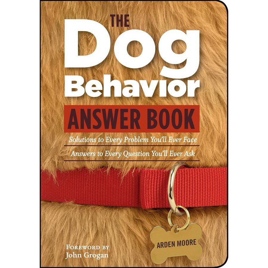 Storey Publishing-The Dog Behavior Answer Book, Pk 1, Storey Publishing