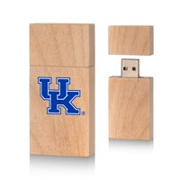 Kentucky Wildcats Insignia 16gb Wood Block USB Drive