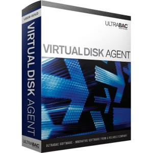 UltraBac Virtual Disk Agent - Software Subscription - 1 Year AGENT ADD ON  DR VHD/VMDK