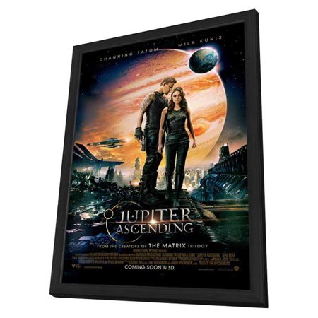 Jupiter Ascending (2014) 11x17 Framed Movie Poster