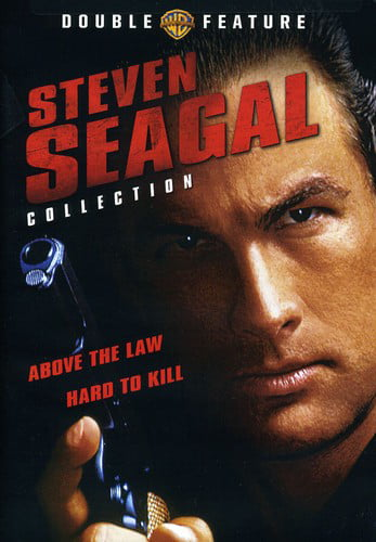 Above the Law   Hard to Kill (DVD) by WARNER HOME VIDEO
