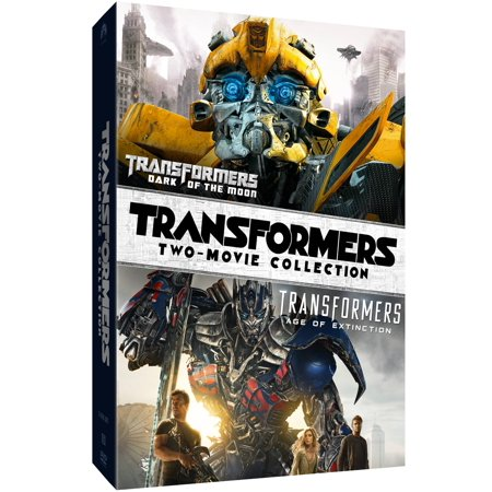 Transformers Two-Movie Collection: Transformers Dark of ...