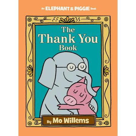 The Thank You Book (Hardcover) - Jimmy Fallon Thank You Halloween