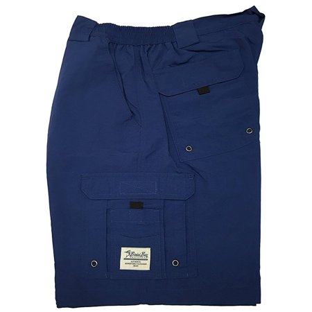 Boca Grande Nylon Short Blue 42