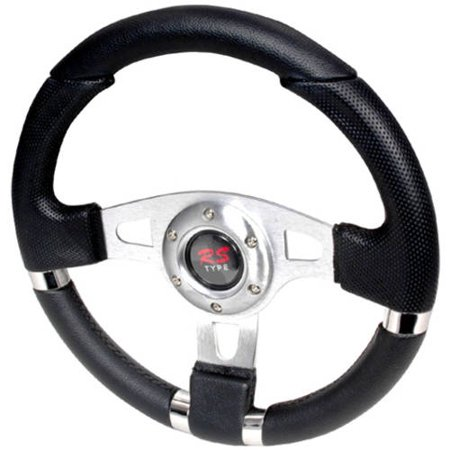 Spec-D Tuning Momo Net Style Steering Wheel