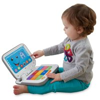 Fisher-Price Laugh & Learn Smart Stages Laptop (Grey)
