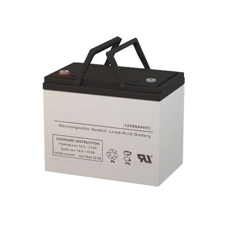 Advanced Advanced Replacement Lawn Mower Battery 12v 75ah Sla Battery