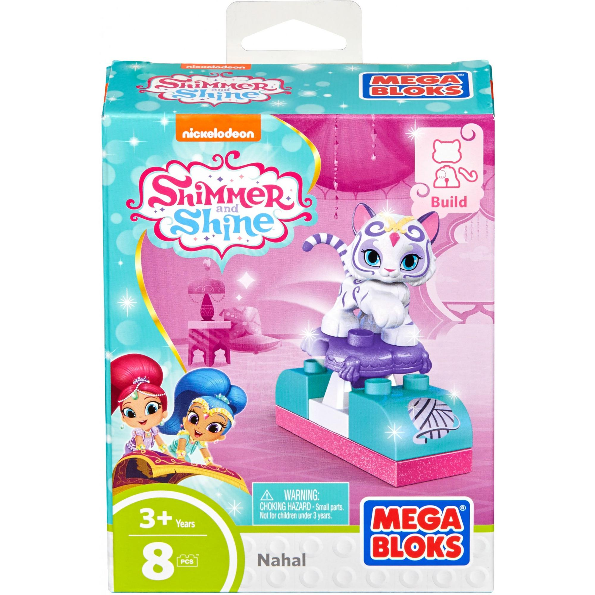 Mega Bloks Nickelodeon Shimmer and Shine, Nahal by MATTEL INC.