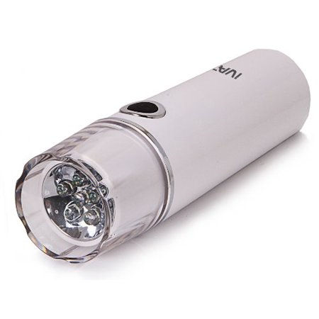 Ivation Emergency Power Failure 6-LED Light & Torch Multipurpose: Power Failure Light, Handheld Rechargable Flashlight & Light... by