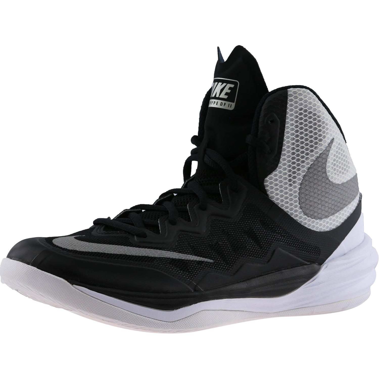 Nike Men's Prime Hype Df Ii 600 High-Top Fabric Basketball Shoe - 11.5M
