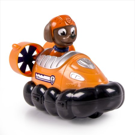 Racing Hovercraft (Paw Patrol Racers, Zuma's Hovercraft Vehicle)