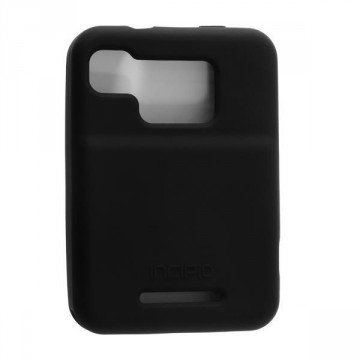 Black Rubberized Hard Case Phone Protector Cover For Motorola Charm MB502