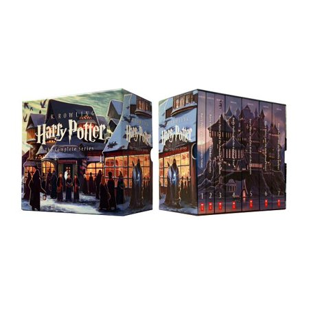 Harry Potter Gift Wrapping Ideas (Special Edition Harry Potter Paperback Box)