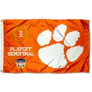 Clemson Tigers 2015 Football Playoff 3' x 5' Pole Flag