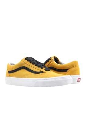 e0685e1766 Product Image Vans Old Skool Tawney Yellow Black Classic Low Top Sneakers  VN0A38G1R0Y