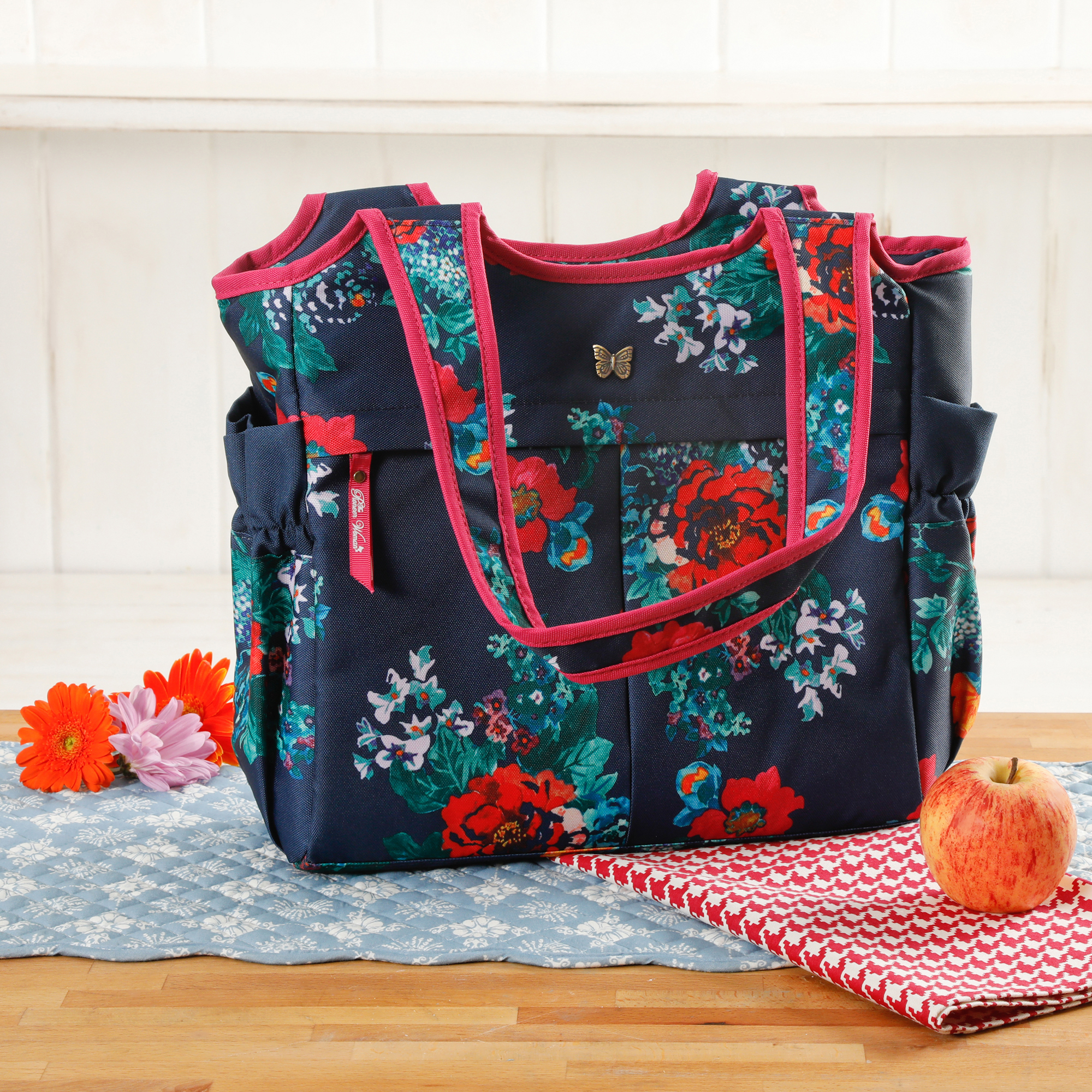 The Pioneer Woman Country Garden Lunch Tote