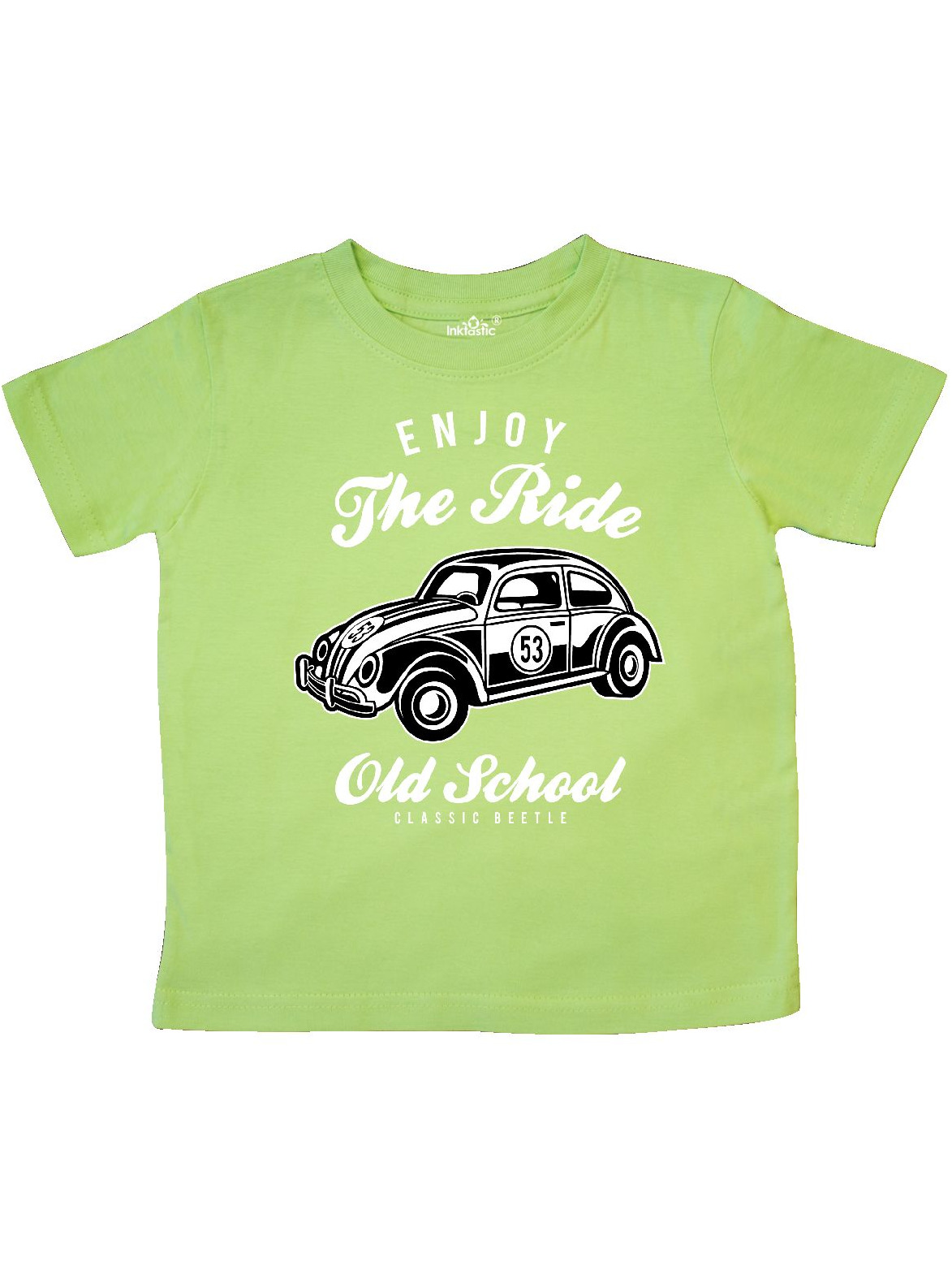 Enjoy The Classic Ride Toddler T-Shirt