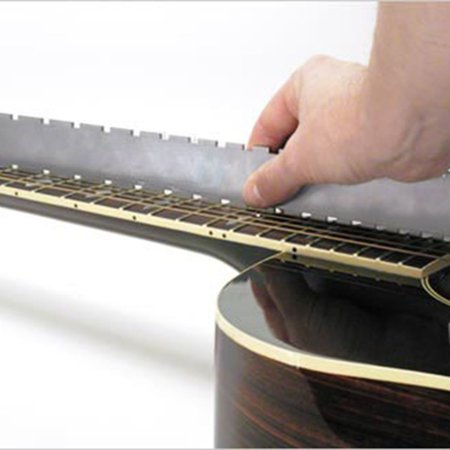 GIFT GUIDE# Guitar Neck Notched Straight Edge Luthiers Tool